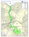 Tacony Creek Park Map